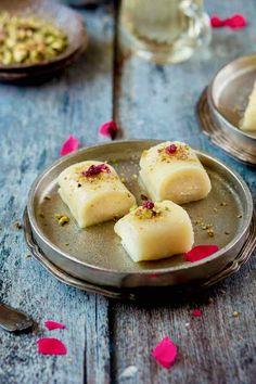 Halawet El-Jibn - Traditional Levantine Recipe | 196 flavors
