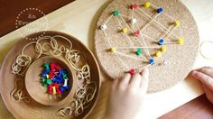 Simple Geoboard for Kids - An Everyday Story
