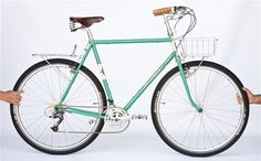 Atlantis - Our best selling touring bike - by Rivendell Bicycle Works