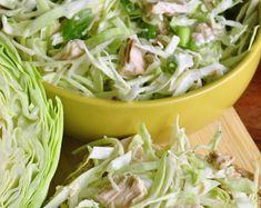 4 rețete cu varză proaspătă - 4 salate sănătoase și gustoase - Pot înlocui cu succes orice masă Paleo Diet, Mozzarella, Cabbage, Salads, Food And Drink, Appetizers, Yummy Food, Vegetables, Cooking