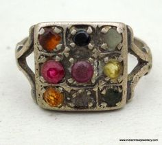 Antique Indian Tribal Ring
