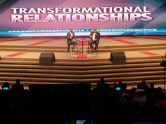 The rebroadcast of today's service, Transformational Relationships with Van Moody is online now at http://www.tdjakes.org/watchnow