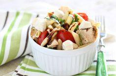 Chicken Caprese Salad : Healthy Pasta Recipes