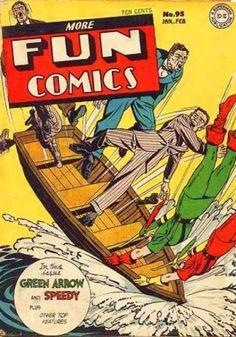 More Fun Comics (Volume) - Comic Vine