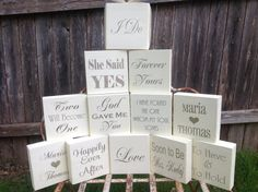 Hey, I found this really awesome Etsy listing at https://www.etsy.com/listing/166658524/table-signs-bridal-shower-decor-wedding