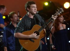 Phillip Phillips made his post-'Idol' debut at the Independence Day concert 'A Capitol Fourth.' Season 11 Winner