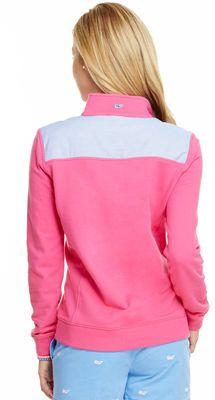 Poplin Stripe Shep Shirt