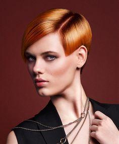 Robert Kirby Short Red Hairstyles