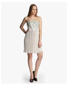 Tintoretto 53,95€ (89,95€)  #fashion #lowcost #dresses #moda http://cuchurutu.blogspot.com.es/2014/05/40-vestidos-para-ir-de-boda-por-menos.html