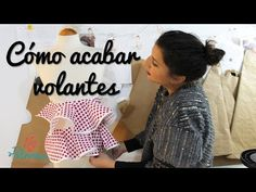 Tipos de tela para trajes de flamenca - YouTube Sewing Clothes, Youtube, Videos, Tips, Victoria, How To Make, Crafts, Patterns, Skirts