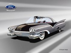 1955 FORD MYSTERE | 1955_Ford_Mystere