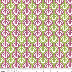 Riley Blake Halle Rose C4183 Orchid by OzarkCreativeNotions
