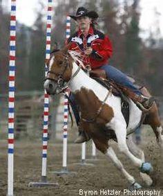 Pole Bending Pole Bending, Barrel Racing, Horses, Animals, Animales, Animaux, Animal, Animais, Horse