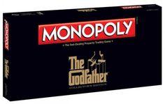 Monopoly: The Godfather Edition  La tête de cheval est un pion.  (à quand le jeu de l'oie 'le grand pardon'?)