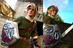 Great Link from the Legend of Zelda: Twilight Princess cosplay
