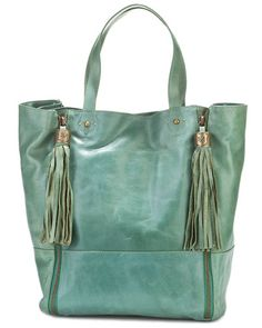 Andrew Marc 'Argentina' Leather Tote
