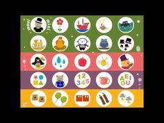 Maui Mini App Jogos Educativos para Crianças Pequenas - Vídeo