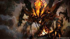 demon king wallpaper - Google Search