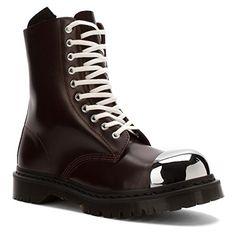 dm steel toe cap boots
