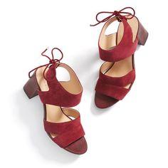 FRANCO SARTO Gem Strappy Heels from Stitch Fix.  https://www.stitchfix.com/referral/4292370