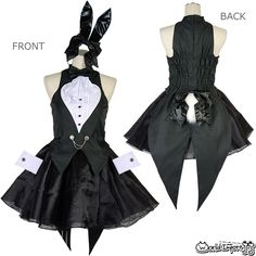 Lol playboy bunny lolita edition!