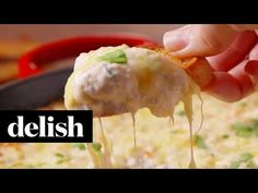 The Best Baked Crab Artichoke Dip | Jodeze Home and Garden