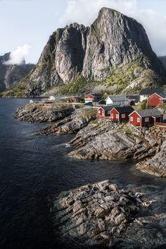 Norwegian Houses (Explore #5)