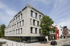"""Projekt """"Büro- und Geschäftshaus Ahrensburg""""...competitionline"""