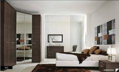 Decoracion de dormitorios modernos Habitaciones modernas de extraordinaria belleza y estilo : Decorando Mejor