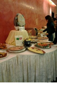 Pranzo a buffet di Pasquetta con degustazione di prodotti tipici