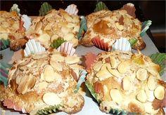 Almond muffins!! Yum!!