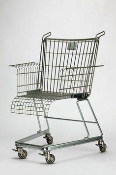 Consumer's Rest Chair by Frank Schreiner