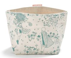 Jeri's Organizing & Decluttering News: Fabric Bins and Canvas Buckets