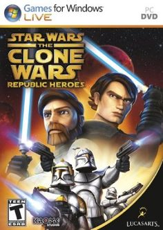 Star Wars the Clone Wars: Republic Heroes Your #1 Source for Video Games, Consoles & Accessories! Multicitygames.com