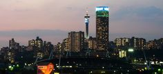 """A Hong Kong company plans to transform a Joburg suburb into the """"New York of Africa"""" with an billion investment. Best Places To Travel, Places To Visit, Johannesburg Skyline, Kong Company, Skyline Image, City Wallpaper, Wallpaper Pictures, R80, African Countries"""