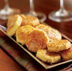 Mrs. Lenkh's Cheese Sablés Recipe