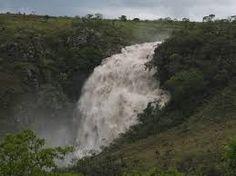 Cachoeira Lava Pés Serra da Canastras