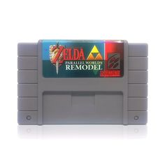 The Legend of Zelda: Parallel Worlds Remodel SNES Super Nintendo game, includes game cartridge only. Cleaned, tested and comes with a FREE cart protector! Super Nintendo Console, Super Nintendo Games, Nintendo Systems, Guard House, Display Block, Single Player, Entertainment System, Legend Of Zelda, 6 Years