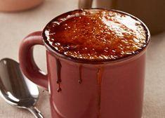 Malva Mug Pudding With Milk Tart Ice Cream Pudding Desserts, Pudding Recipes, Mug Recipes, Baking Recipes, Pudding In A Mug, Malva Pudding, Milk Tart, Ice Cream Ingredients, Savoury Dishes