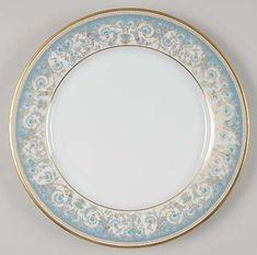 """""""Polonaise"""" china pattern from Noritake."""