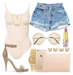 """""""Untitled #822"""" by kgoldchains ❤ liked on Polyvore"""