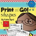 Looking for some quick activities for your Kindergarten students to supplement a geometry unit?  Then, these are for you!  Fun and engaging sheets ...