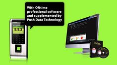 IP Based Professional Access Control T&A Biometric Machine S B80C