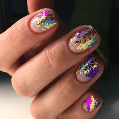 you should stay updated with latest nail art designs, nail colors, acrylic nails… – Long Showing Makeup – Eye Make Up Different Nail Designs, Best Nail Art Designs, Short Nail Designs, Foil Nail Designs, Latest Nail Designs, Foil Nail Art, Foil Nails, Nails With Foil, Design Ongles Courts