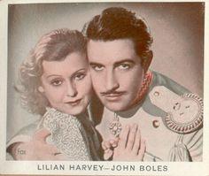 Lilian Harvey John Boles
