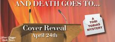 Tracey A Wood's - The Author's Blog - Blog spot: And Death Goes To by Laura Bradford - Cover Reveal...