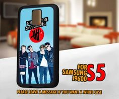 AJ 4190 5SOS Retro Clasic Style for Samsung Galaxy S5 Case