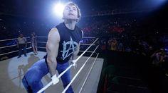 Dean Ambrose , WWE Live Event in Antwerp, Belgium, 17th April 2015
