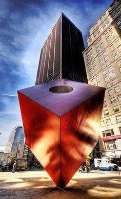 Across from Ground Zero NYC