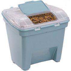 Dog food storage...need something like this.